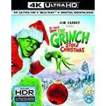 Grinch Filmer How the Grinch Stole Christmas (4K UHD + Blu-ray + UV) [2017]